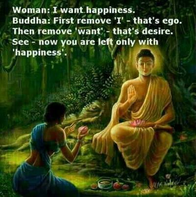 Женщина-будда